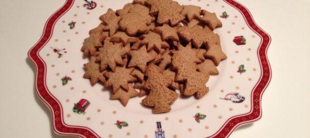 Biscotti Allo Zenzero Di Natale.Biscotti Allo Zenzero Trova Un Menu